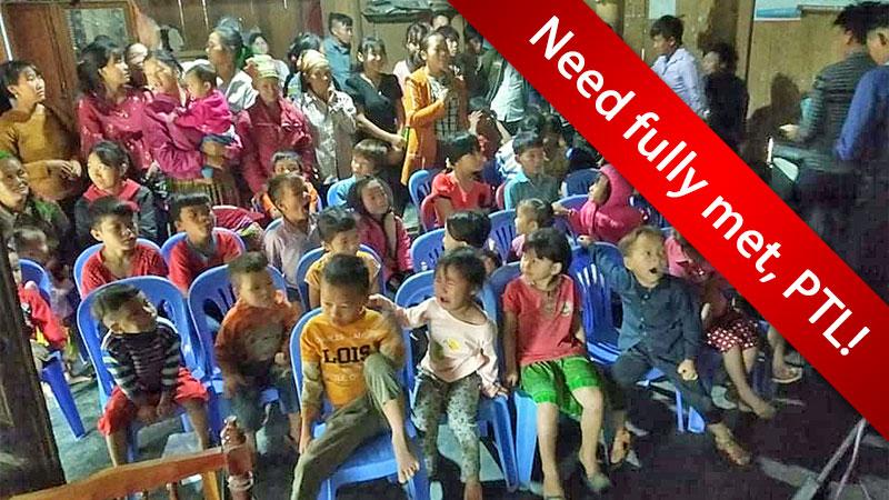 Son Thuy Church Needs Help
