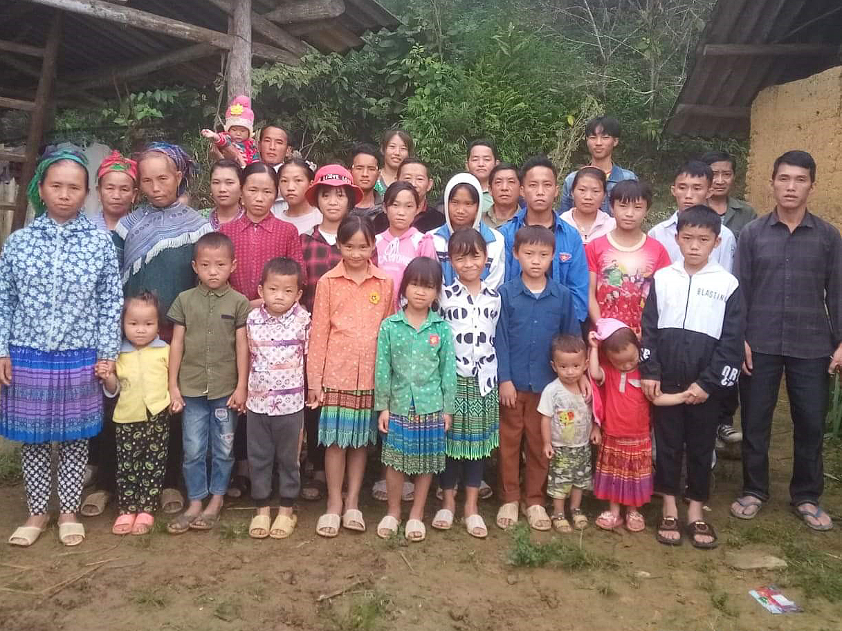NEW CHURCH PLANTED IN TRIBAL VIETNAM