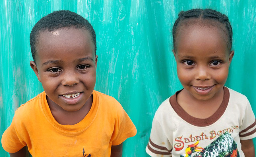 Newest Additions to Selah House in Ethiopia