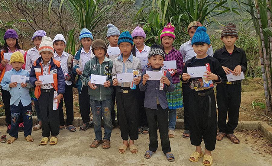 Tribal Orphans in Vietnam