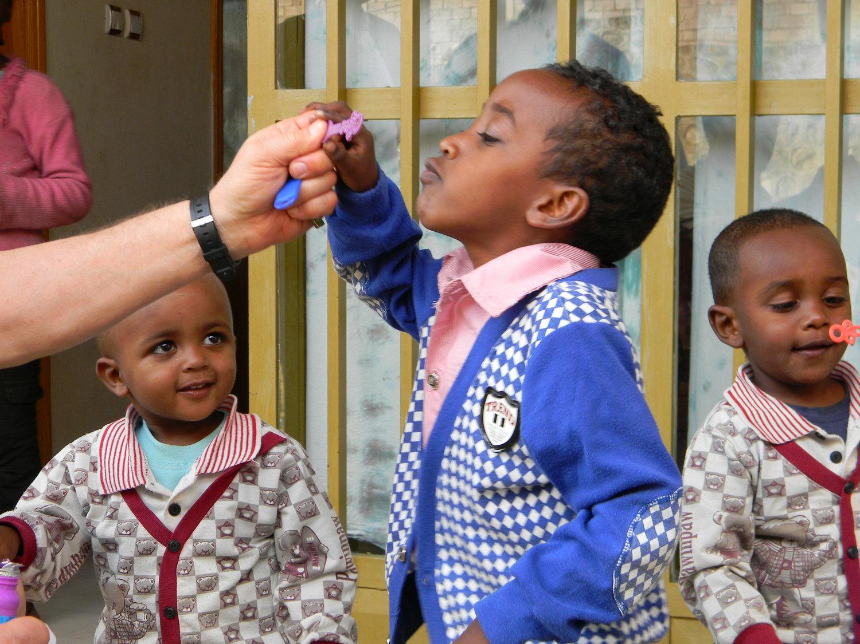 Ethiopian Child Sponsorship